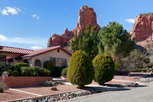 arizona vacation home istock